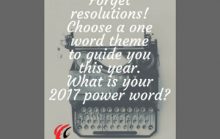 Choose a power word