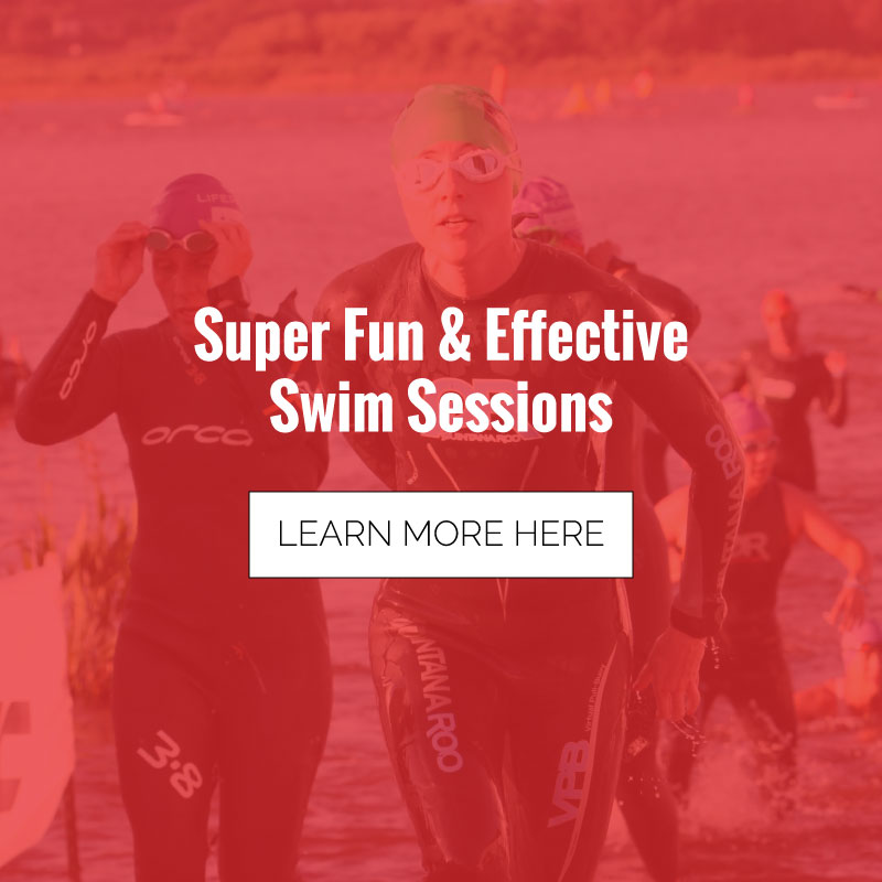 Fun and Effective Swim Sessions